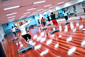 Working out helps you de-stress (Courtesy: en.wikipedia.org)