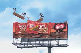 Billboards are expensive outbound marketing tools