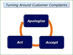 Handle customer complaints effectively
