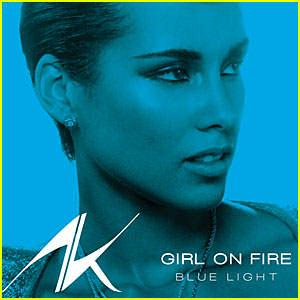 Girl on Fire (Courtesy: justjared.com)