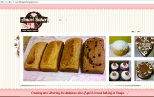 Amari Bakery Blog - a business blog is very important