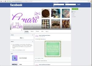 Amari Facebook Page