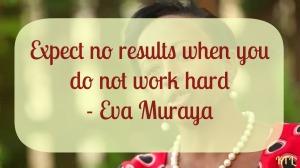 Eva's slogan