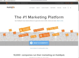 Hubspot provides advice on Inbound marketing