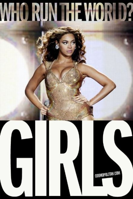 Who run the world - girls - Cosmo pic