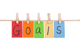 Write down your marketing goals