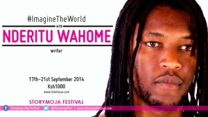 Come to the Storymoja Hay Festival in Sept. 2014