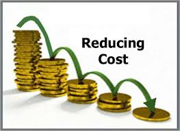 Reduce your personal costs