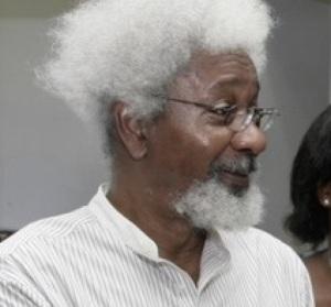 Prof. Wole Soyinka (Courtesy: Storymoja)