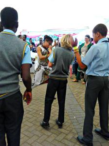 joanne dancing