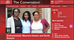 Make sure you listen to our conversation ^_^