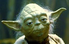 Get your own Yoda ^_^To guide you on the right path